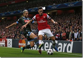Arsenal - Ozil