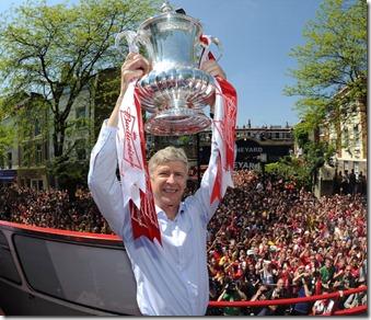 2014 Arsenal - Arsene